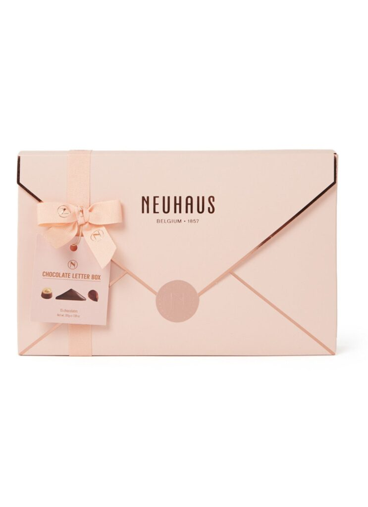 Neuhaus liefdevolle chocolade voor Moederdag - chocolade cadeautjes tips voor voor Moederdag