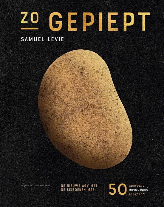 Zo Gepiept - Modern Aardappel kookboek - kookboeken tips met aardappelen van Foodblog Foodinista