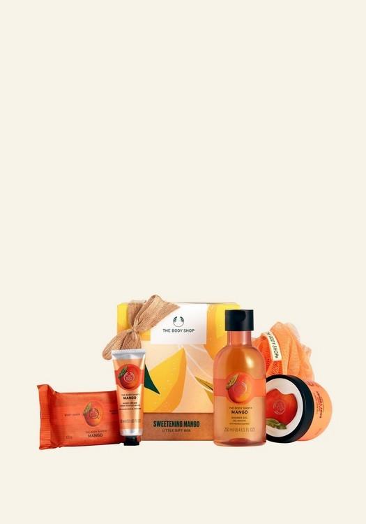 Mango set voor in de badkamer - Wat geef je cadeau voor Moederdag