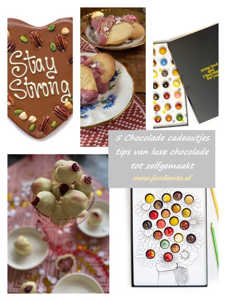 Voor ieder moment een chocolade cadeau