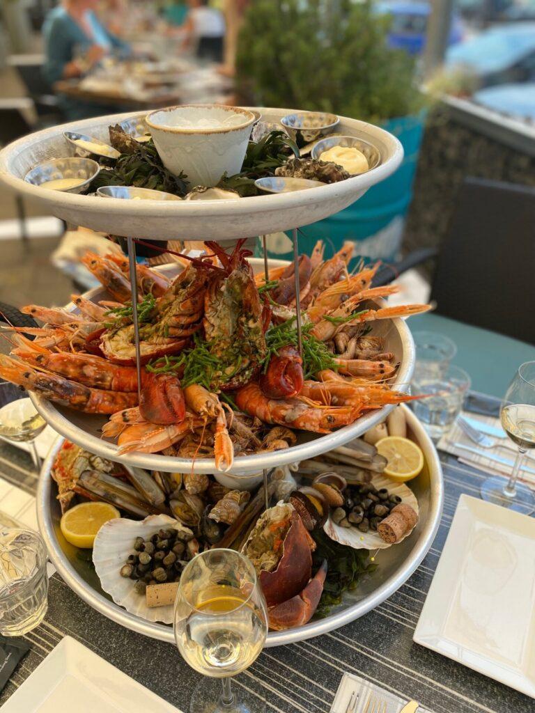 Fruit de Mer eten in Zeeland bij Seafarm - Genieten van schelp en schaaldieren in Zeeland - Tips van Foodinista