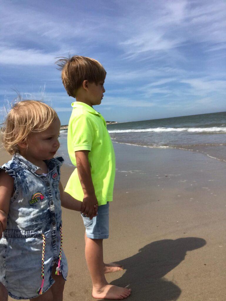 Samen genieten van het strand in het Zeeland - Strand tips van Foodinista