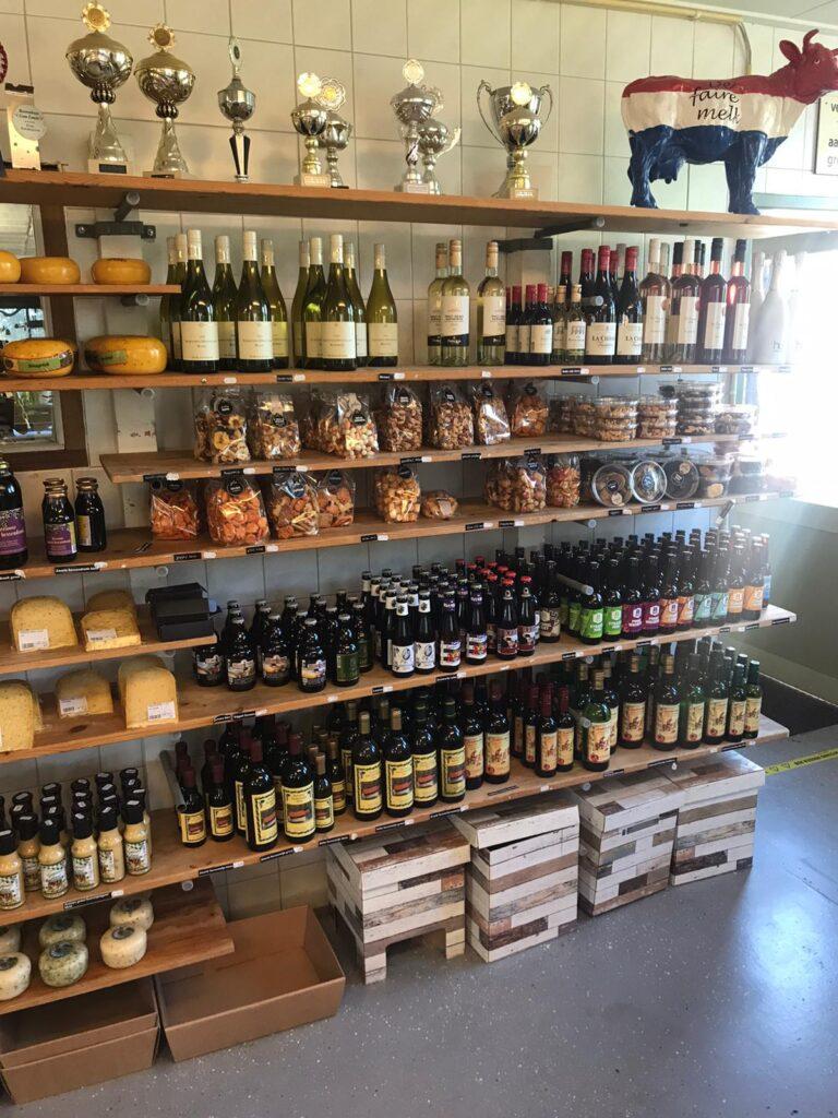 Lokale producten uit Zeeland bij boerderij Schellach - Tips in Zeeland