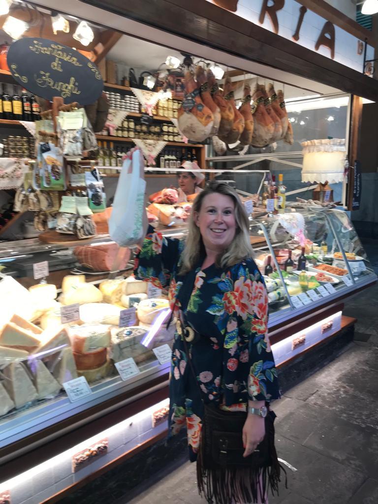 Eten en drinken tips in Livorno - Bezoek aan de markthal - Reis tips van Foodinista