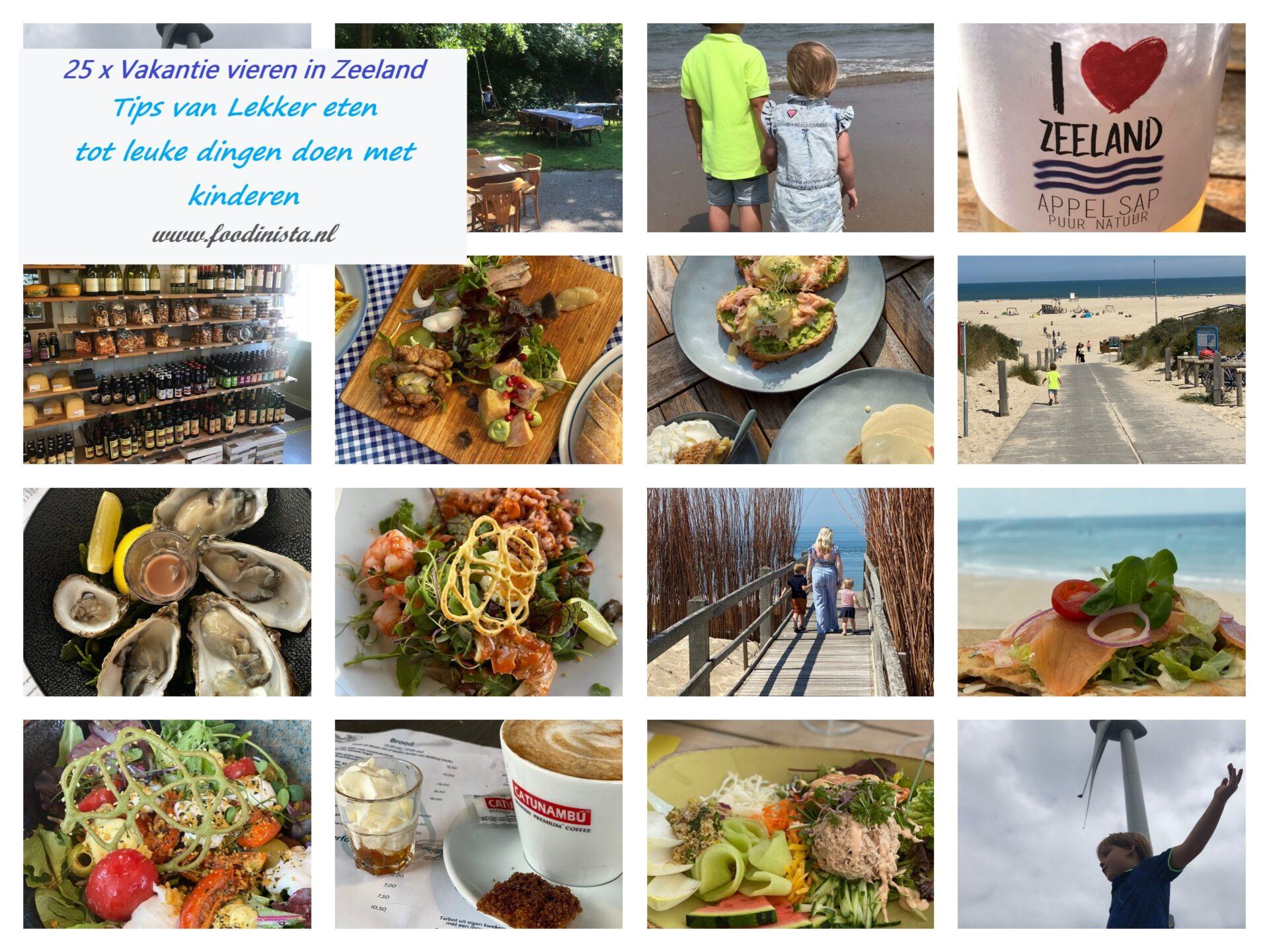 Vakantie in Zeeland: 25 tips van lekker eten en drinken tot Zeeland met kinderen