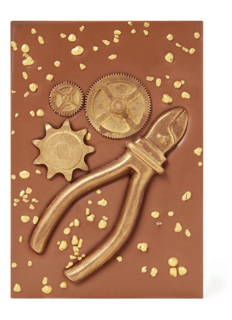 Gereedschap chocolade - Chocolade cadeautjes voor vaderdag