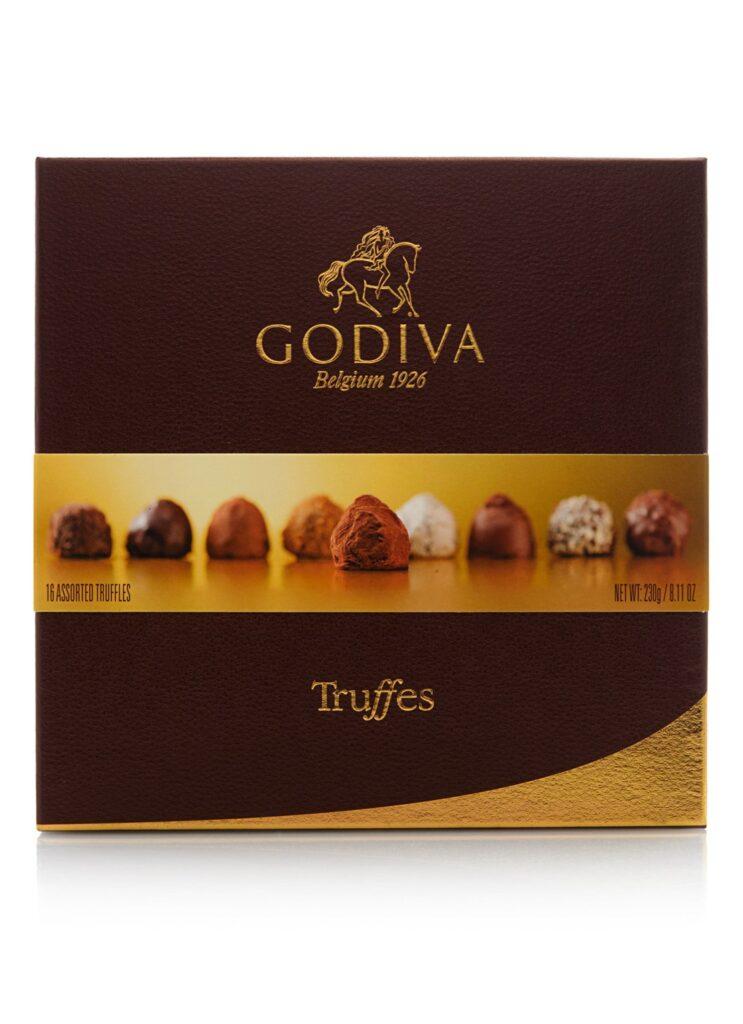 Chocolade truffels cadeau voor Vaderdag - Vaderdag cadeautjes tips van Foodinista