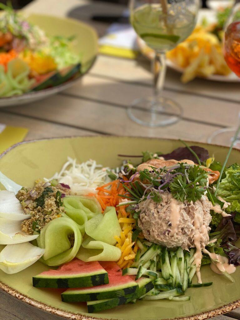 Eten en drinken bij De Baeckermat in Zeeuws Vlaanderen - Restaurant tips in Zeeland
