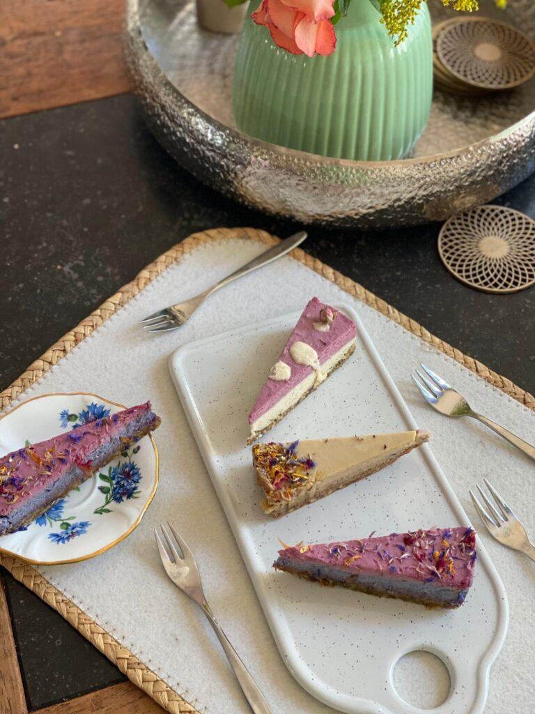 Piece of joy: Tijd voor taart! - Vegan genieten
