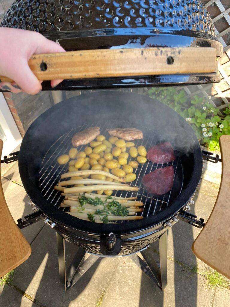 Barbecueseizoen is begonnen!