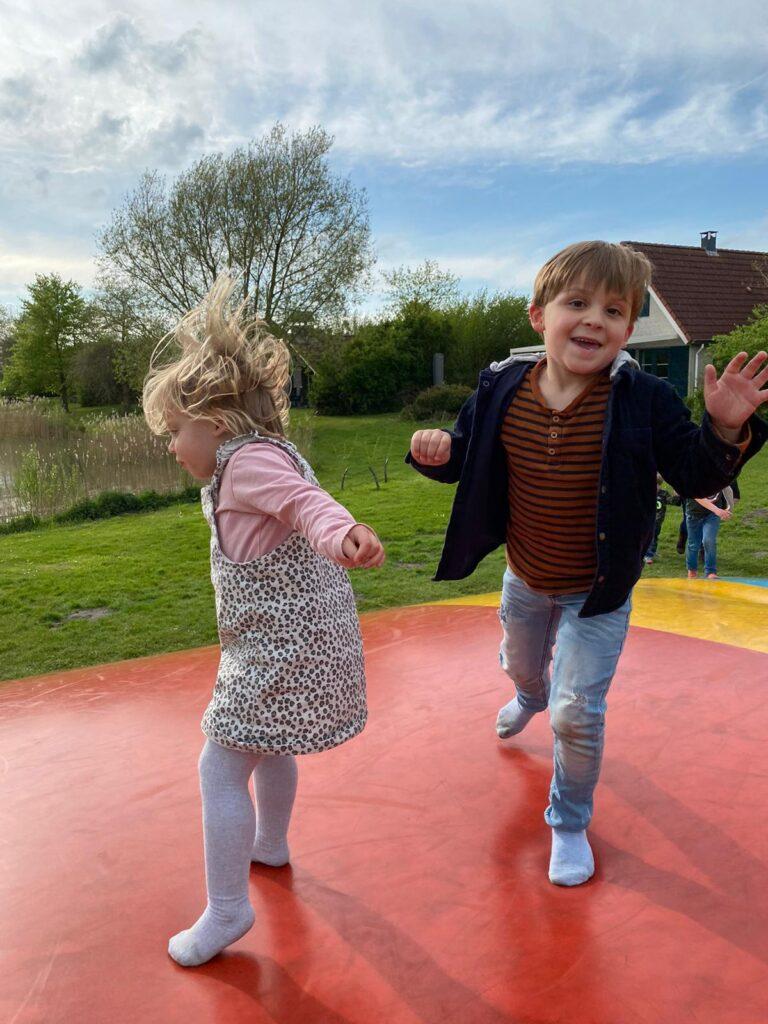 Spelen bij Center Parcs Sandur - Vakantie met kinderen in Drenthe