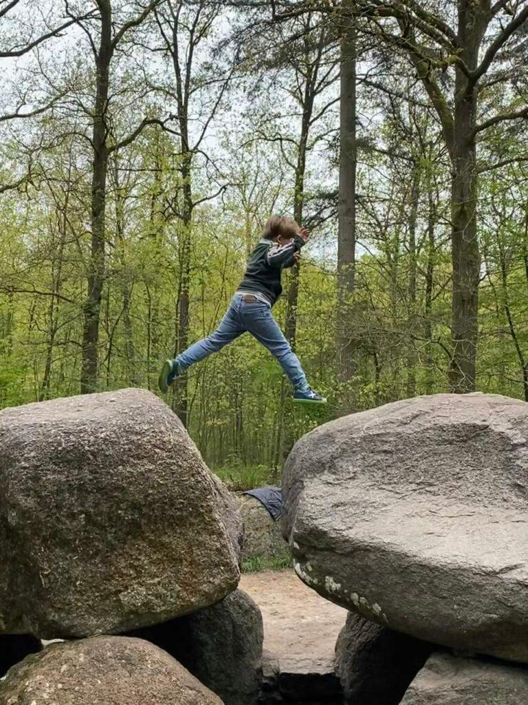 Hunebed in Drenthe - Vakantie tips in Drenthe