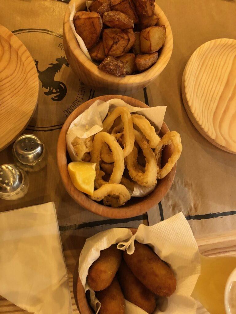 Eten in Boedapest - Restaurant Fuego - Restaurant tipsin Boedapest