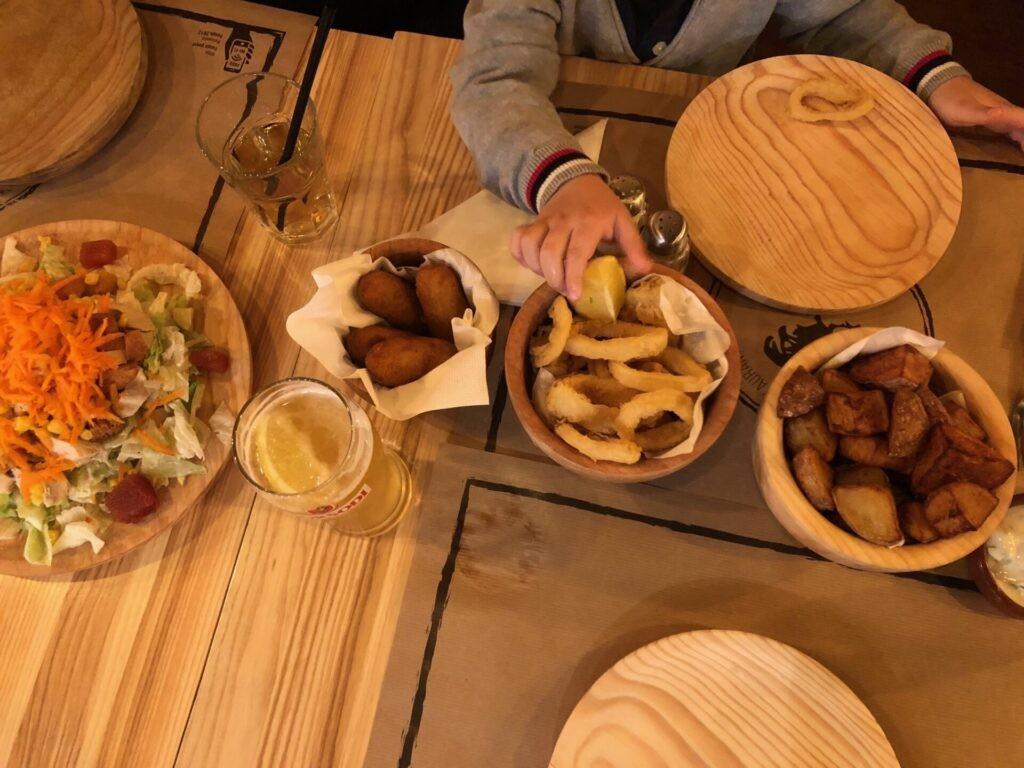 Eten met kinderen in Boedapest - Restaurant Fuego - Restaurant tipsin Boedapest