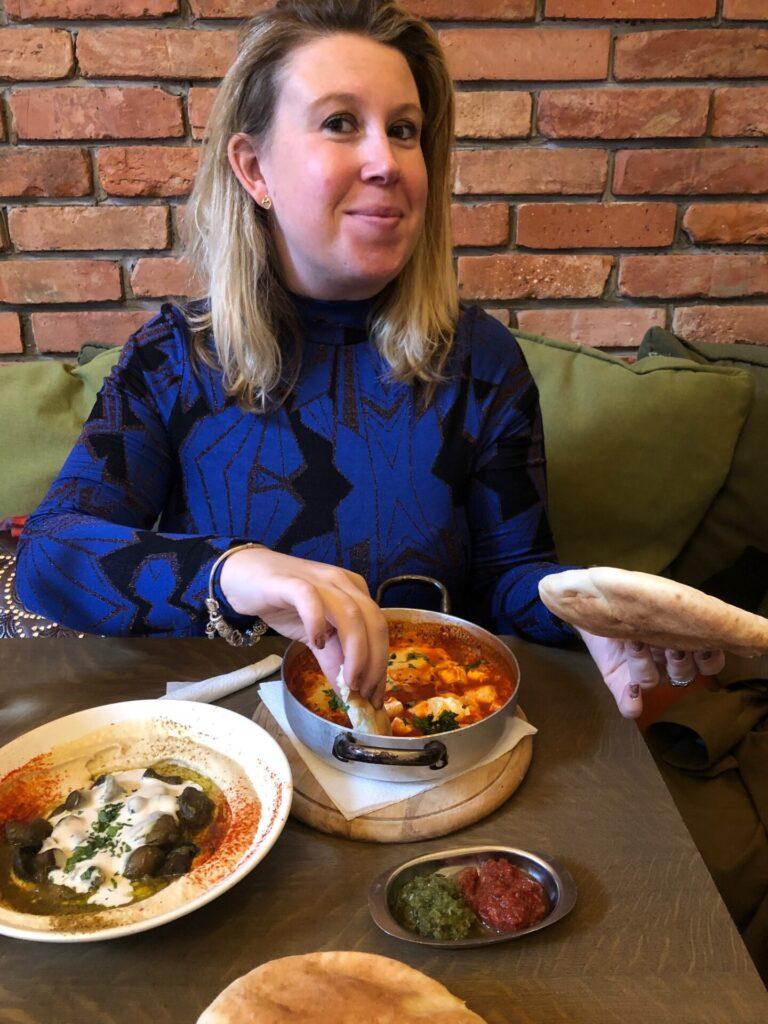 Hummus - Lunchen in Boedapest - Lekker eten en drinken tips in Boedapest