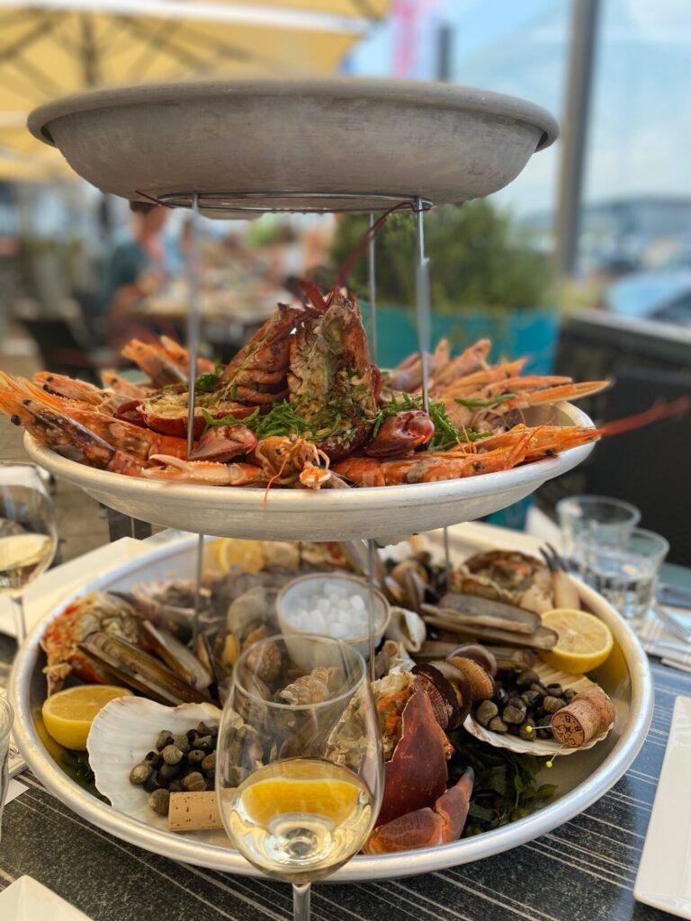 Fruit de mer weekend bij Seafarm in Zeeland -Restaurant tips in Zeeland
