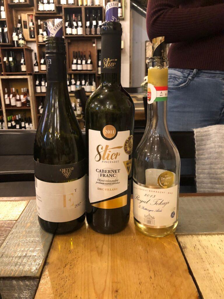 Hongaarse wijnen proeven - Hungary Taste wijnproeverij