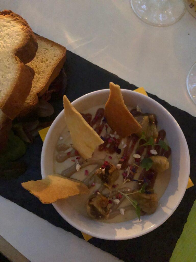 Uit eten in Boedapest - Wijnrestaurant Zeller Bistro - Restaurant tips in Boedapest