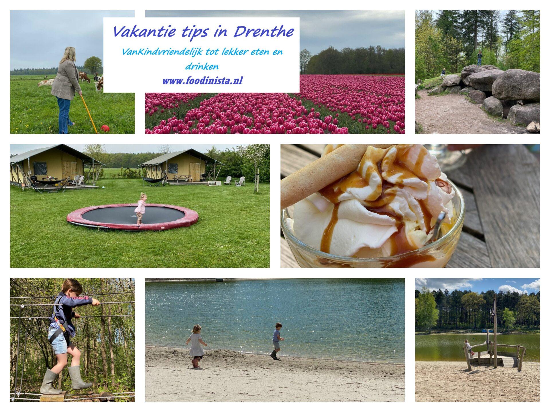 Vakantie in Drenthe: 10 tips van lekker eten en drinken tot Drenthe met kinderen