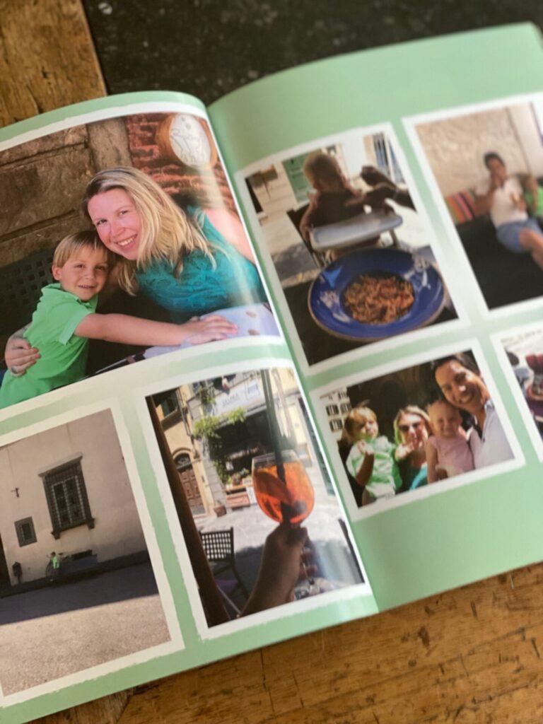 Makkelijk en snel een vakantie fotoboek maken