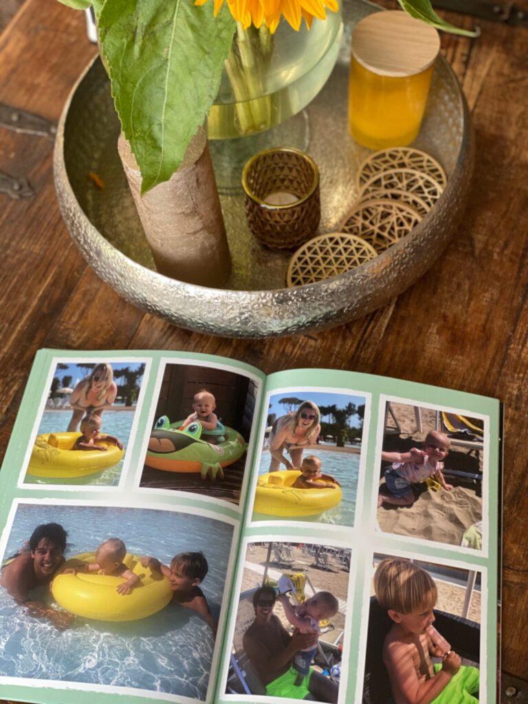 Makkelijk en snel een vakantie fotoboek maken + Kortingscode van Foodinista voor 50% Korting