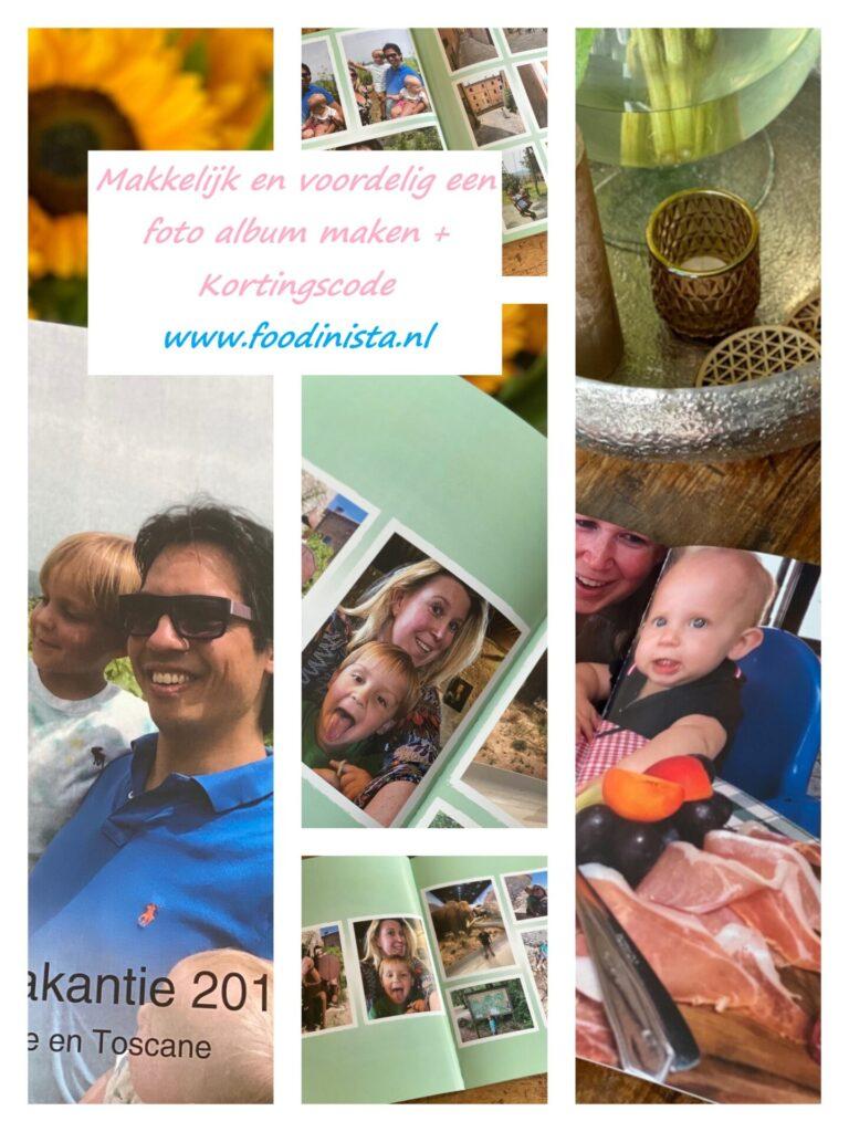 Makkelijk en snel een vakantie fotoboek maken + Kortingscode