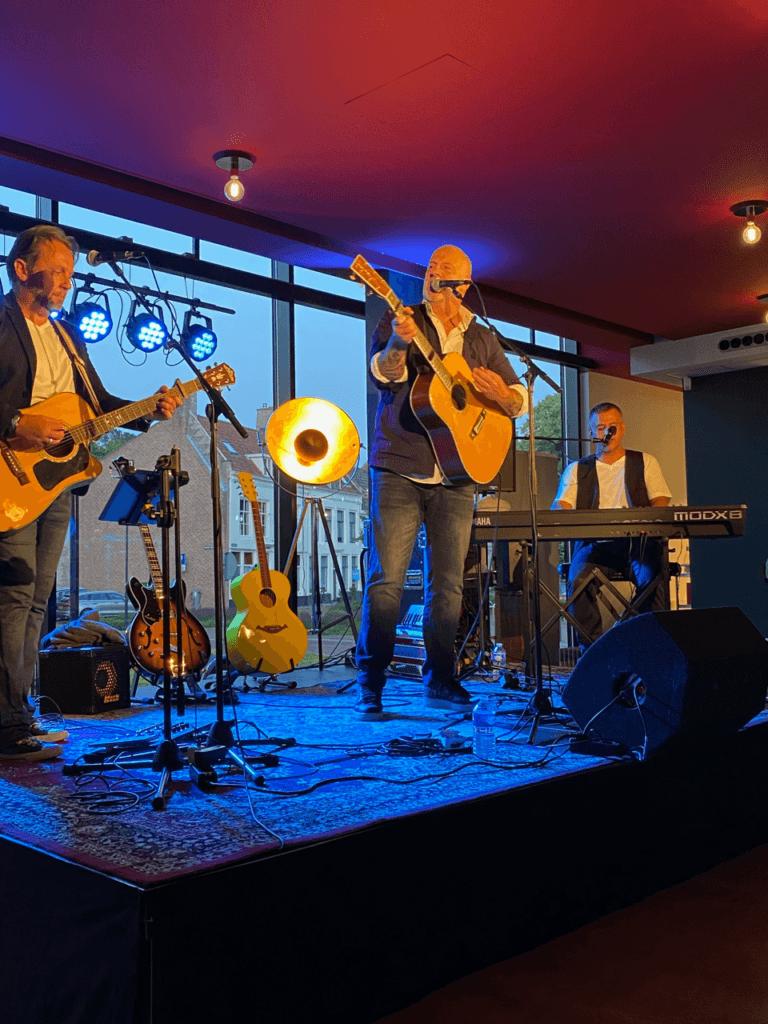 Klein concert Pasal Jacobs in Middelburg