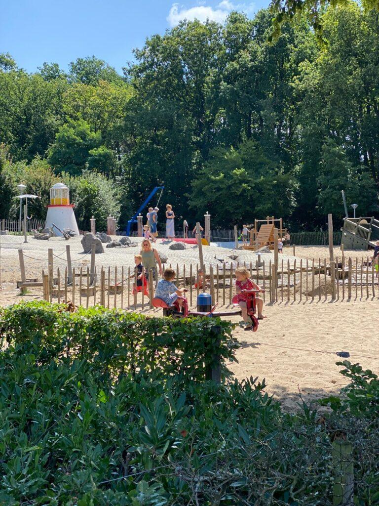 Spelen bij het Genieten in Kaatsheuvel