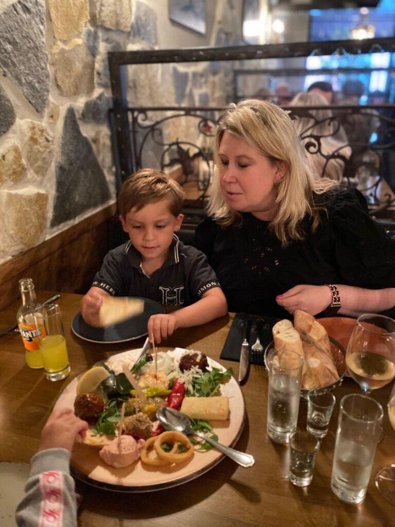 Grieks eten in Breda