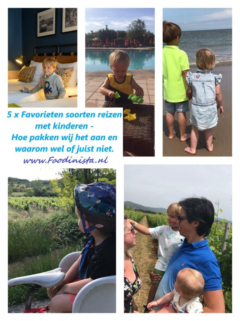 5x Favoriete vakanties met kinderen - Mijn tips voor reizen met kinderen en waarom